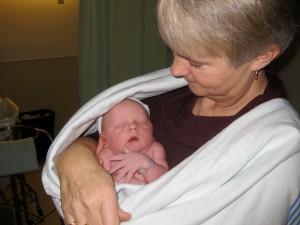 Jackson and Grandma