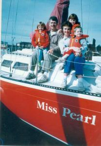 Rogers on Miss Pearl